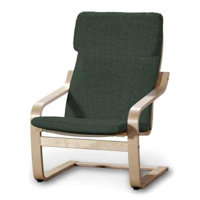 Poduszka na fotel Poäng 704-81 leśna zieleń szenil Kolekcja City