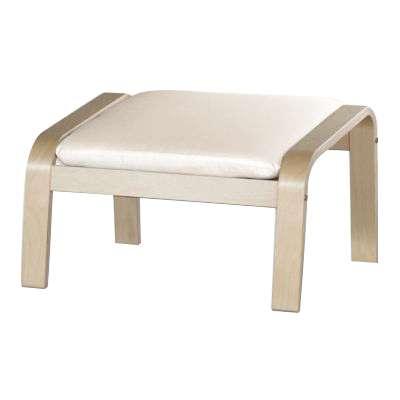 Sedák na podnožku Poäng IKEA