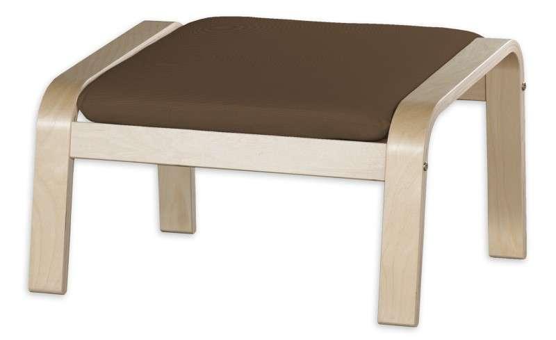 POÄNG  kojų kėdutės užvalkalas Poäng footstool kolekcijoje Cotton Panama, audinys: 702-02