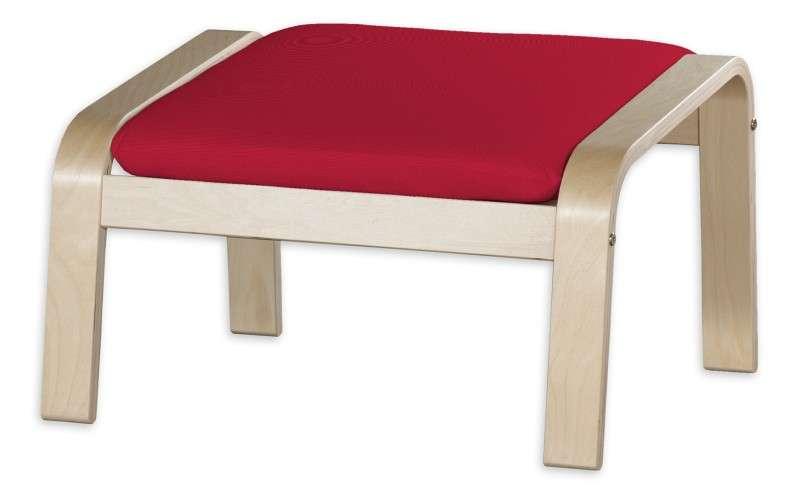 POÄNG  kojų kėdutės užvalkalas Poäng footstool kolekcijoje Cotton Panama, audinys: 702-04