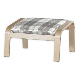 Poduszka na podnóżek Poäng Podnóżek Poäng w kolekcji Edinburgh, tkanina: 115-79