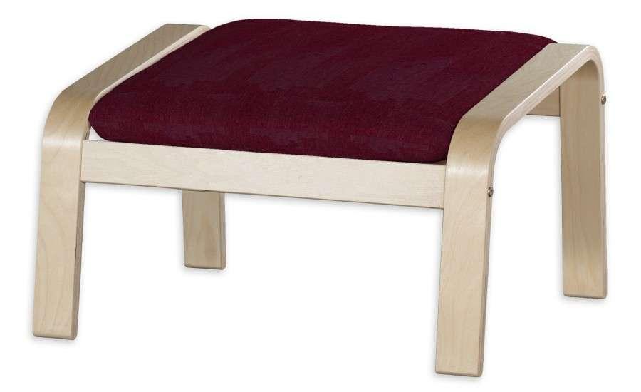 Poduszka na podnóżek Poäng Podnóżek Poäng w kolekcji Chenille, tkanina: 702-19