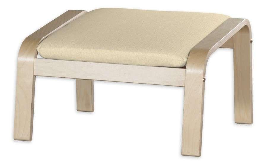 POÄNG  kojų kėdutės užvalkalas Poäng footstool kolekcijoje Chenille, audinys: 702-22