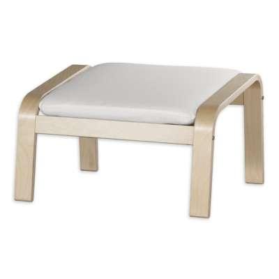 Poduszka na podnóżek Poäng 705-01 kremowa biel Kolekcja Etna