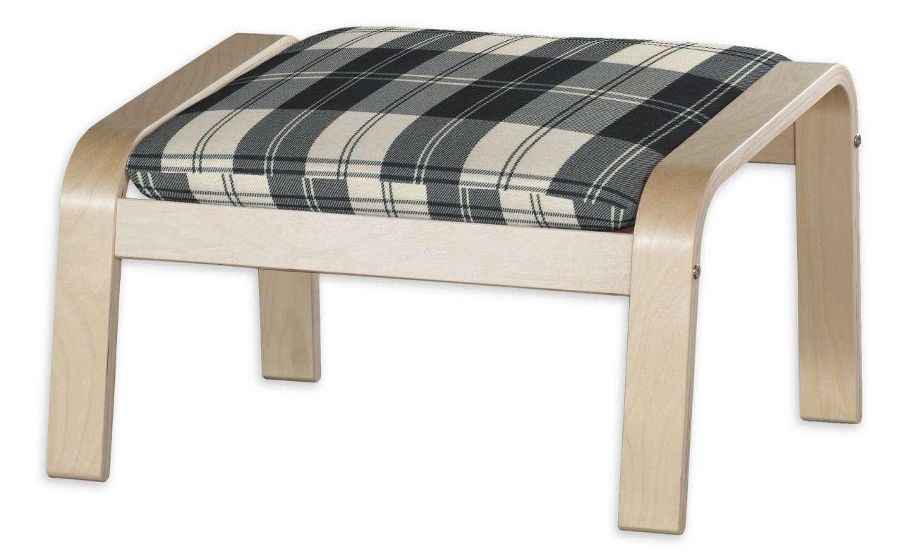 Poduszka na podnóżek Poäng Podnóżek Poäng w kolekcji Edinburgh, tkanina: 115-74