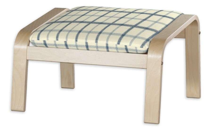 POÄNG  kojų kėdutės užvalkalas Poäng footstool kolekcijoje Avinon, audinys: 131-66