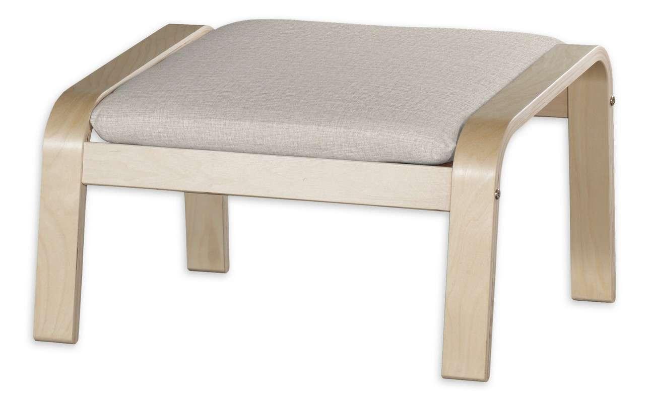 Poduszka na podnóżek Poäng w kolekcji Living, tkanina: 161-00