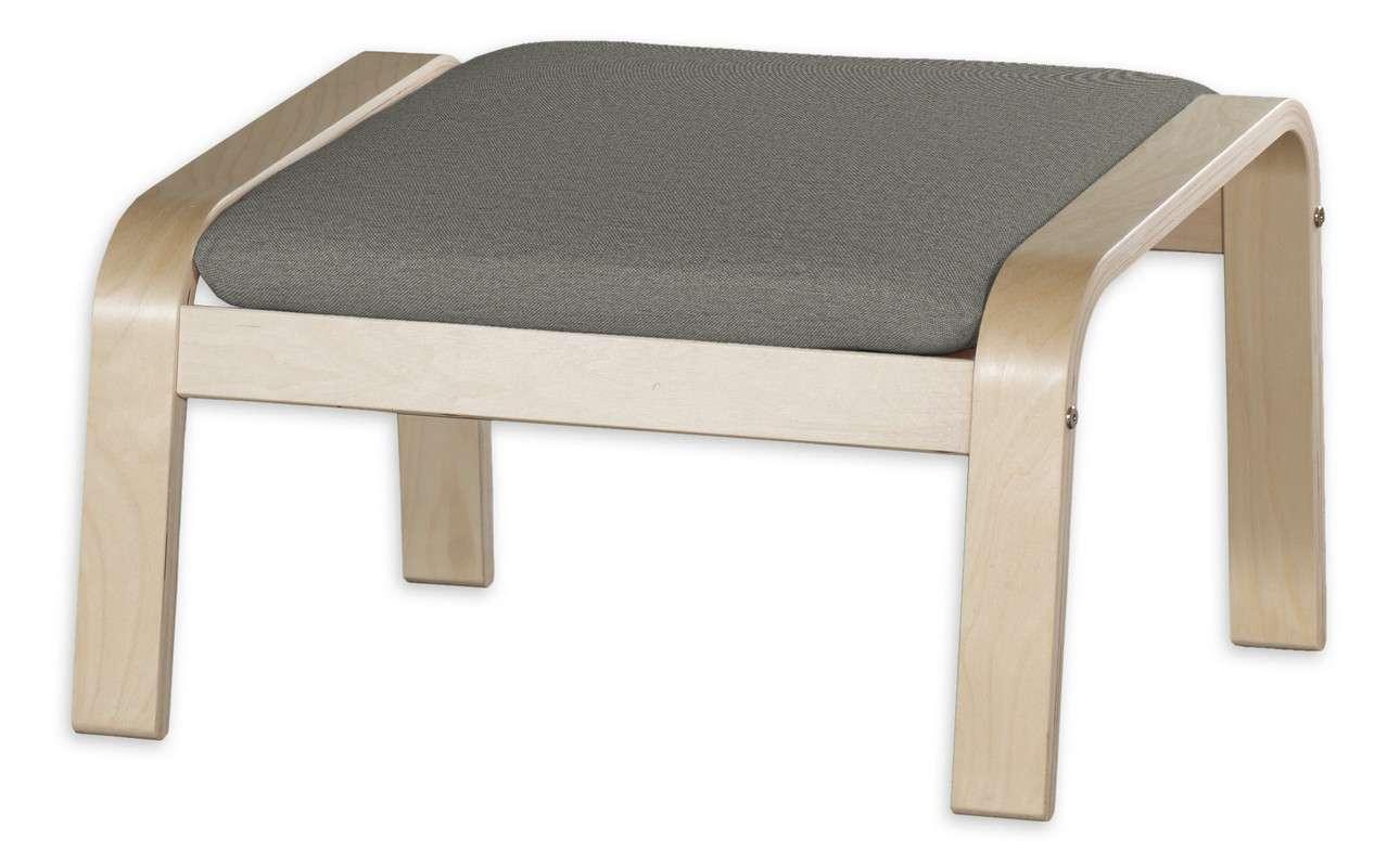 Poduszka na podnóżek Poäng w kolekcji Etna, tkanina: 161-25