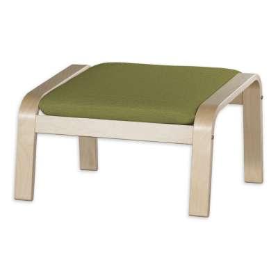 Sedák na podnožku Poäng 161-13 olivová zelená Kolekce Living II