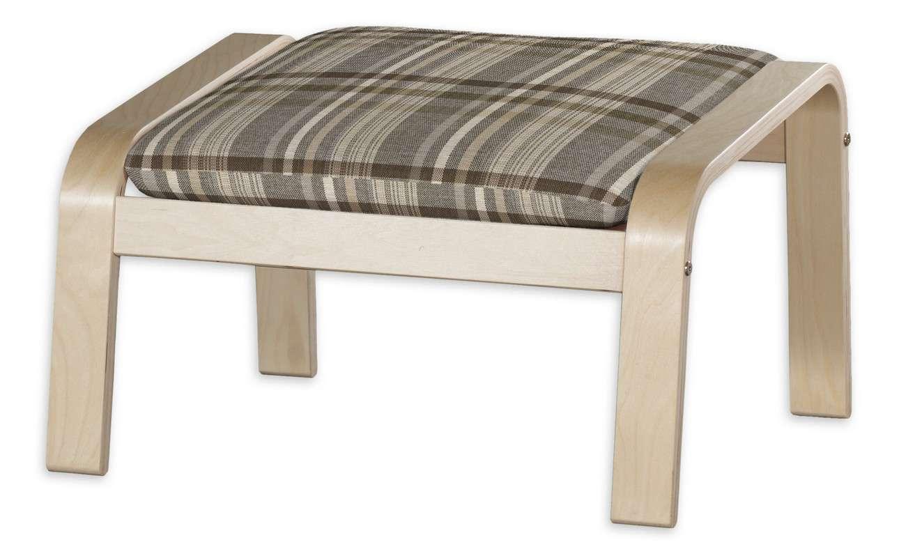 Poduszka na podnóżek Poäng w kolekcji Edinburgh, tkanina: 703-17