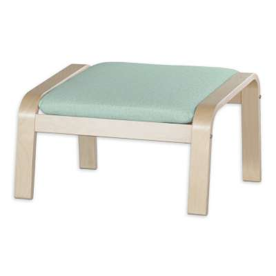 Poduszka na podnóżek Poäng 161-61 pastelowy błękit Kolekcja Living