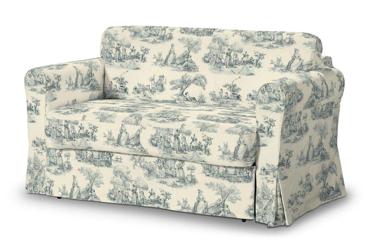 Pokrowiec na sofę Hagalund w kolekcji Avinon, tkanina: 132-66