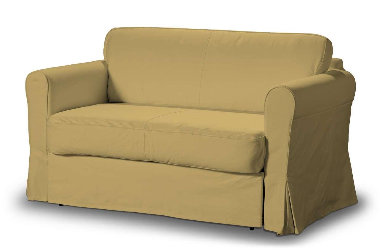 Pokrowiec na sofę Hagalund w kolekcji Cotton Panama, tkanina: 702-41