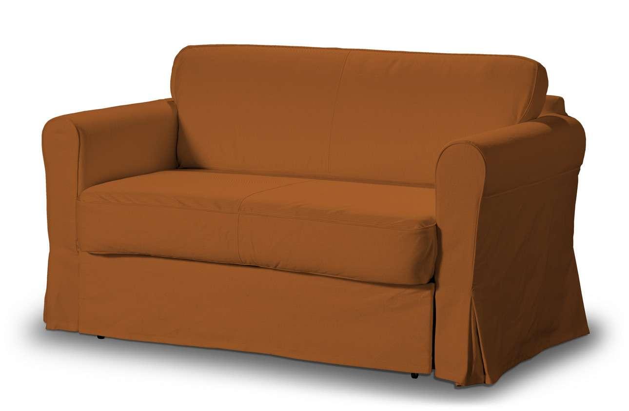 Pokrowiec na sofę Hagalund w kolekcji Cotton Panama, tkanina: 702-42