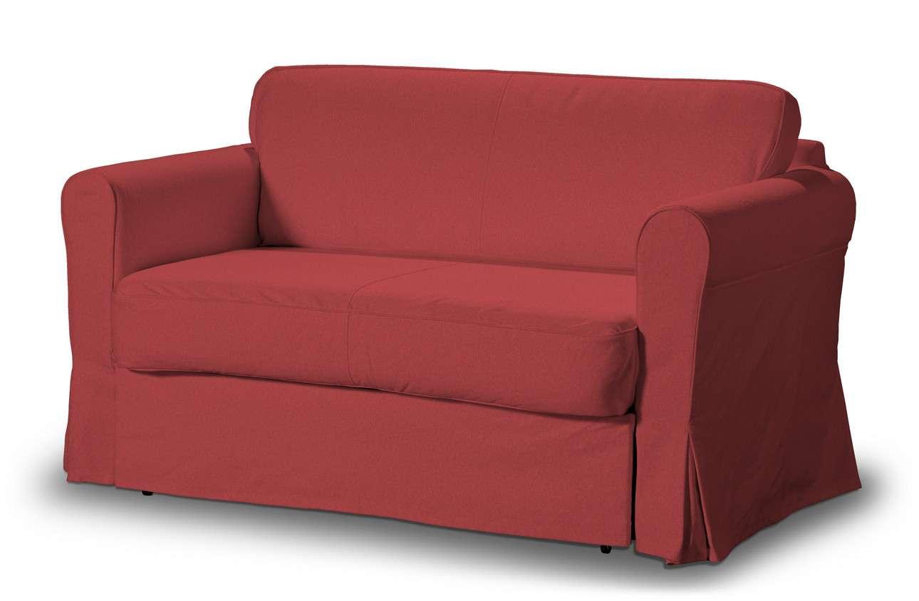 Pokrowiec na sofę Hagalund w kolekcji Living, tkanina: 161-56