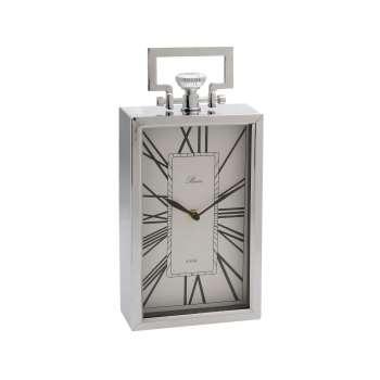 Zegar Paris Silver wys. 32,5cm