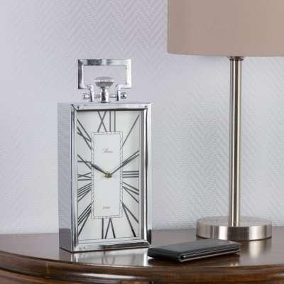 Laikrodis Paris Silver 32,5cm Laikrodžiai - Dekoria.lt