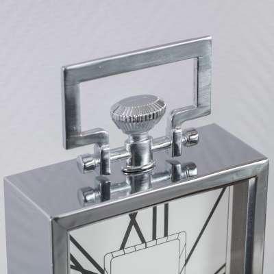 Kaminuhr Paris Silver 32,5cm