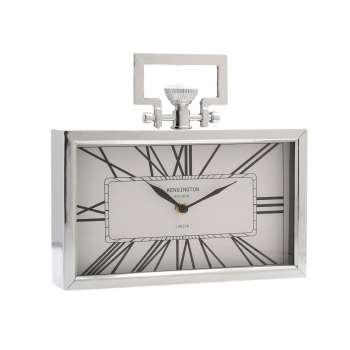 Zegar London Silver wys. 23cm