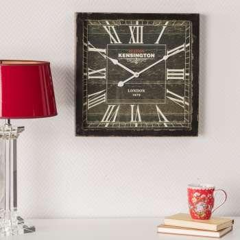 Zegar ścienny London Black 40x6x40cm  40x6x40cm