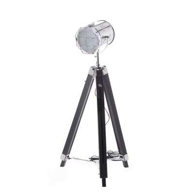 Lampa podłogowa Neo Black wys. 144cm