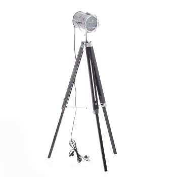 Stehlampe Neo Black 144cm 66x66x144cm