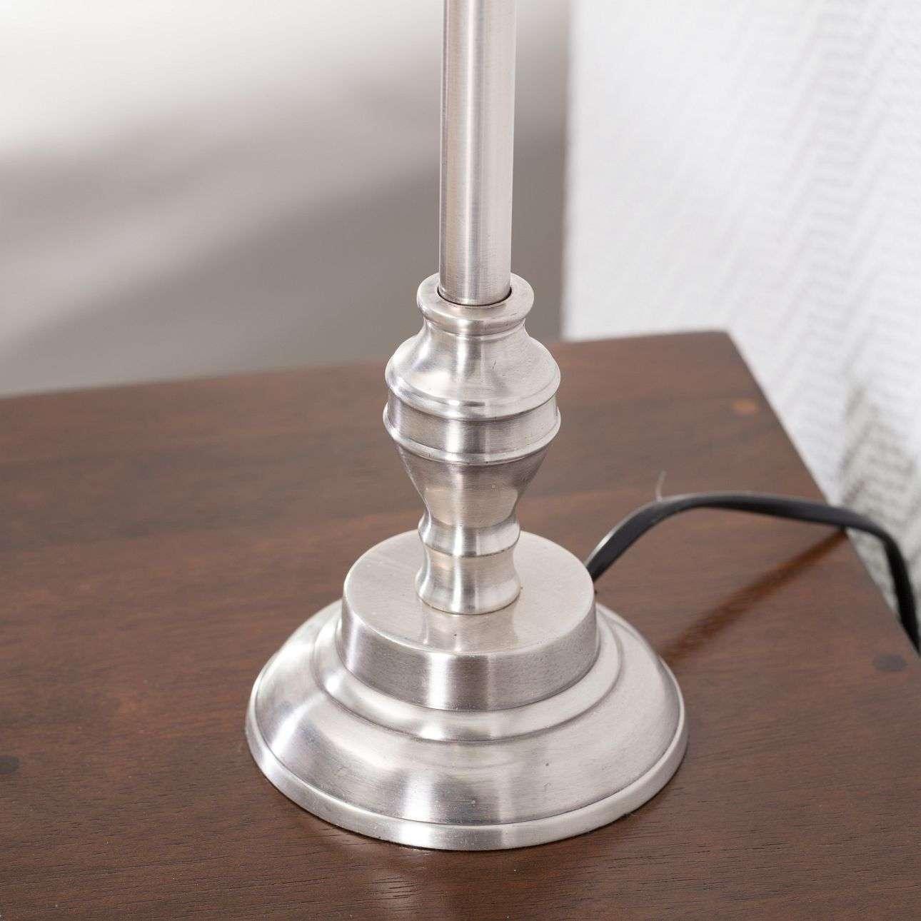 Lampa stołowa Cleo wys. 57cm  25x25x57cm