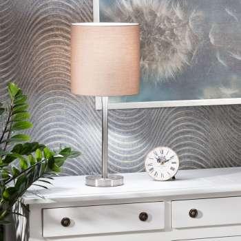 Lampa stołowa Washington wys. 59cm  25x25x59cm