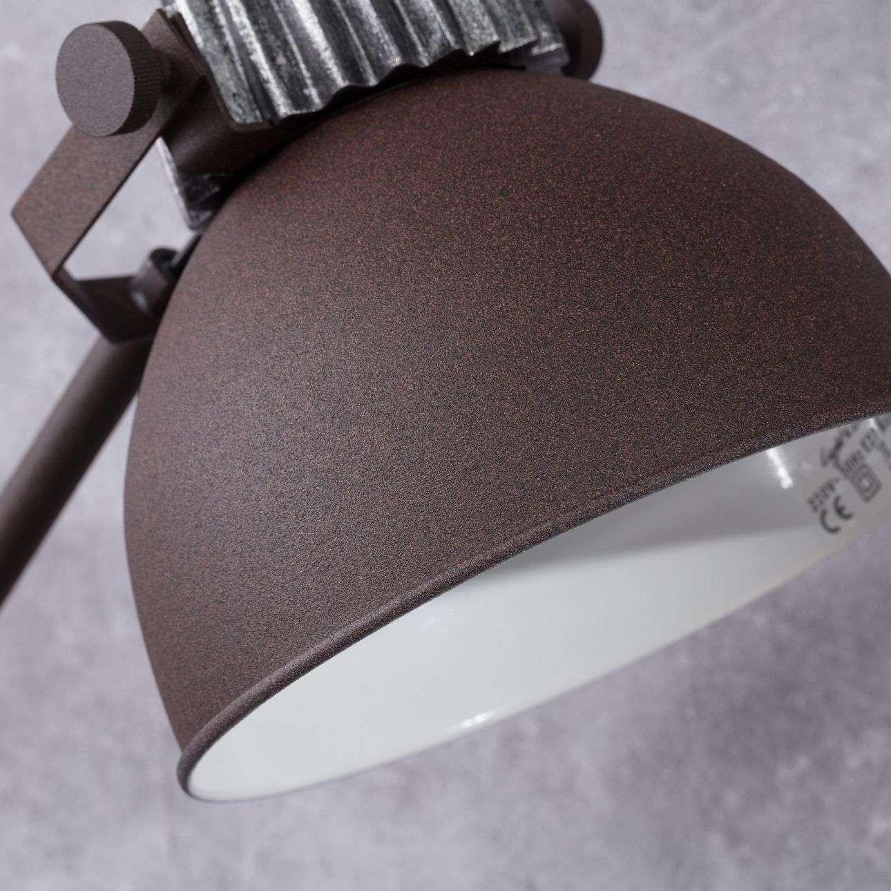 Lampa biurkowa Railey wys. 60cm  20x38x60cm