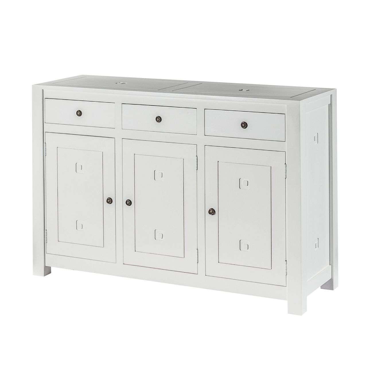 Dressoir Noa white 150x50x100cm