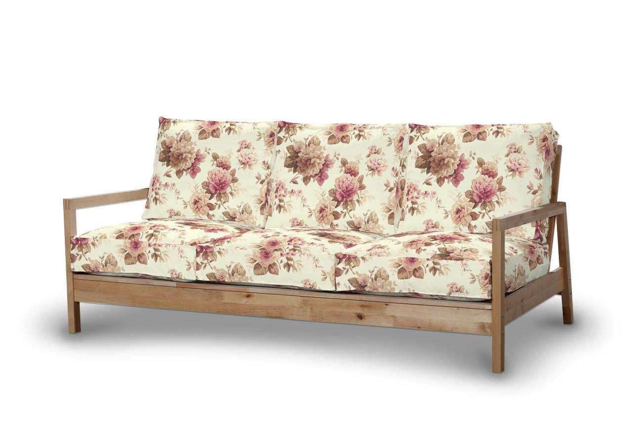 Pokrowiec na sofę Lillberg 3-osobową nierozkładaną Sofa Lillberg 3-osobowa w kolekcji Mirella, tkanina: 141-06