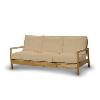 Pokrowiec na sofę Lillberg 3-osobową nierozkładaną Sofa Lillberg 3-osobowa w kolekcji Cotton Panama, tkanina: 702-01