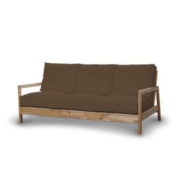 Lillberg 3-Sitzer Sofabezug Sofahusse, Lillberg 3-Sitzer von der Kollektion Cotton Panama, Stoff: 702-02