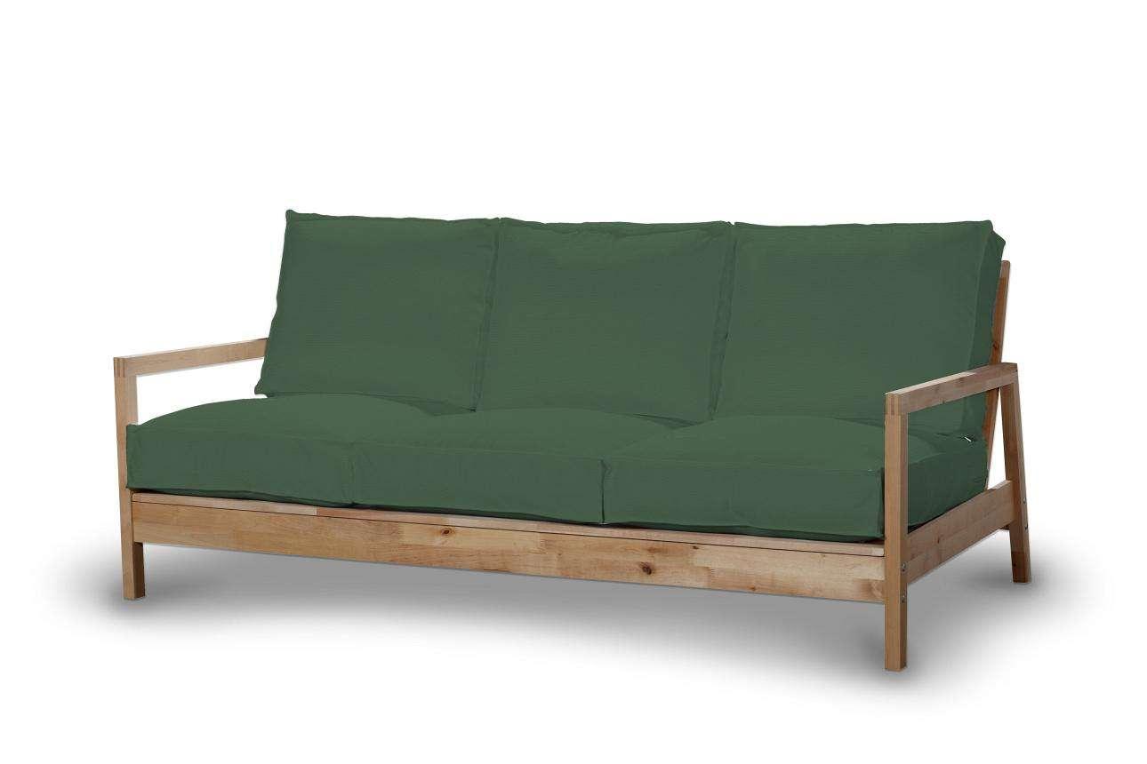 Pokrowiec na sofę Lillberg 3-osobową nierozkładaną Sofa Lillberg 3-osobowa w kolekcji Cotton Panama, tkanina: 702-06
