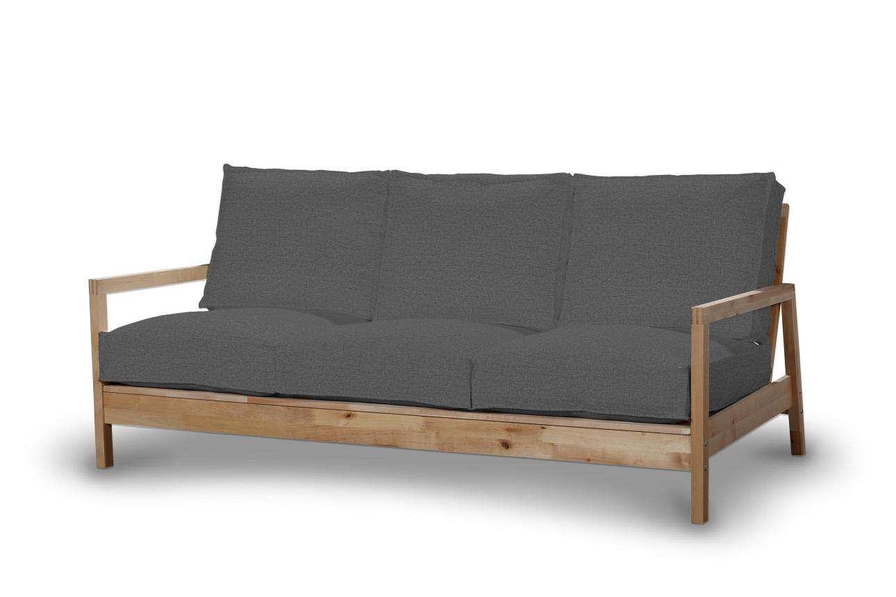 Pokrowiec na sofę Lillberg 3-osobową nierozkładaną w kolekcji Edinburgh, tkanina: 115-77