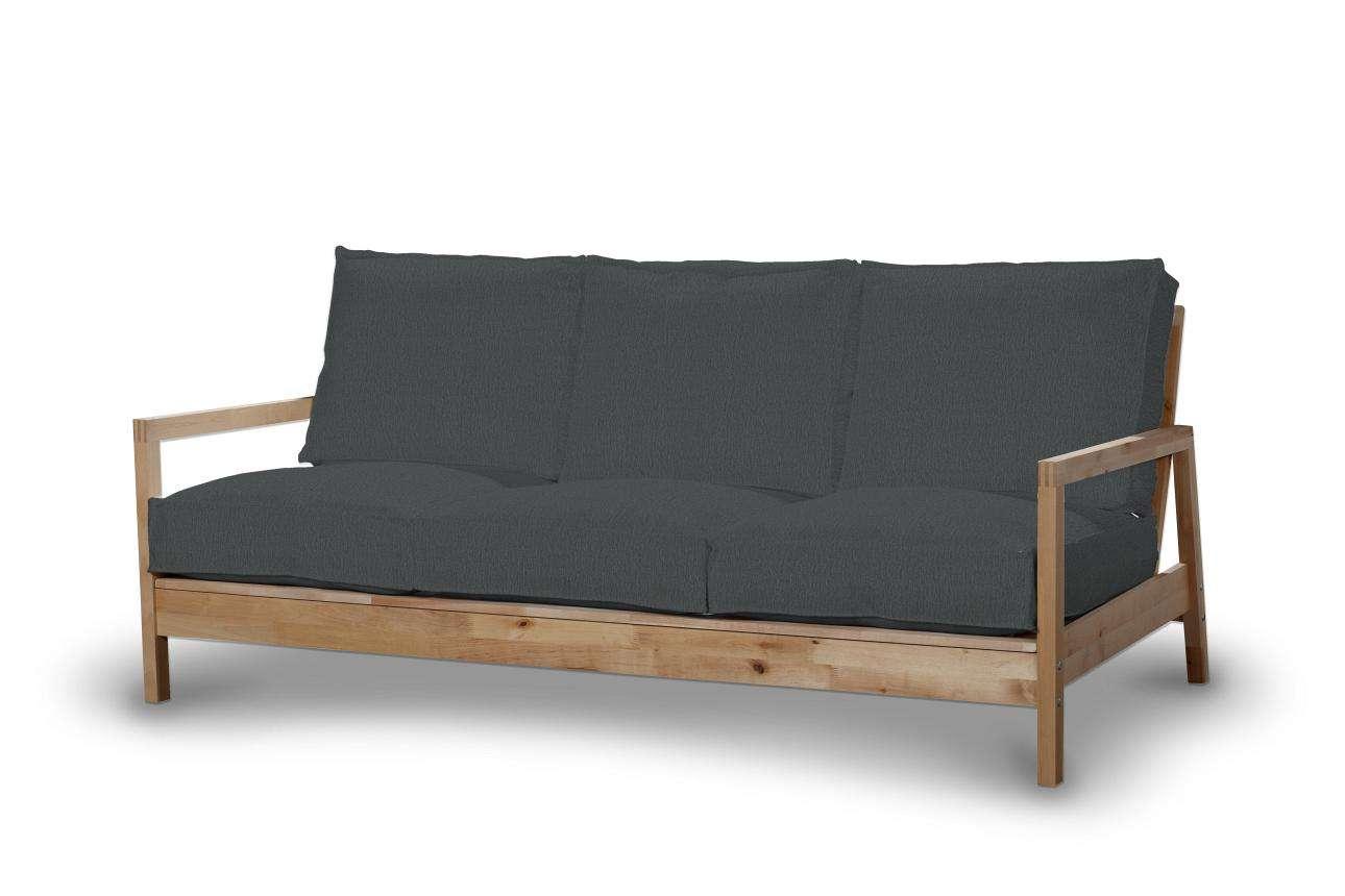 Pokrowiec na sofę Lillberg 3-osobową nierozkładaną Sofa Lillberg 3-osobowa w kolekcji Chenille, tkanina: 702-20