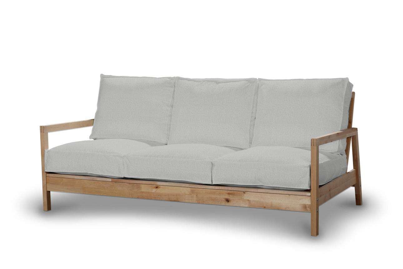 Pokrowiec na sofę Lillberg 3-osobową nierozkładaną Sofa Lillberg 3-osobowa w kolekcji Chenille, tkanina: 702-23
