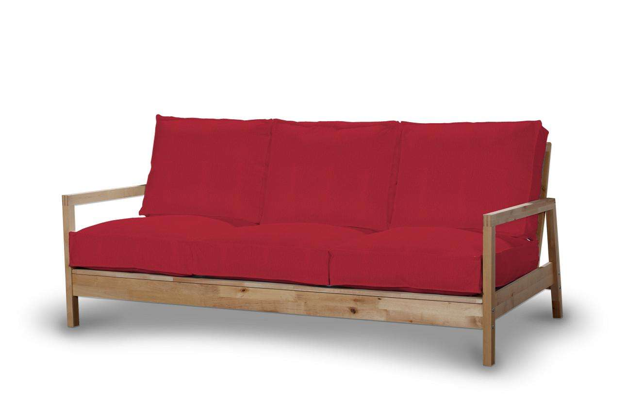Lillberg 3-Sitzer Sofabezug Sofahusse, Lillberg 3-Sitzer von der Kollektion Chenille , Stoff: 702-24