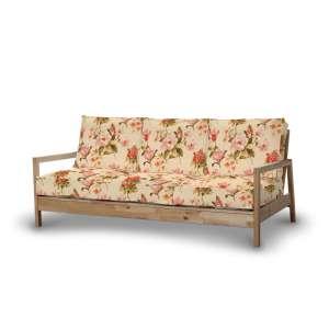 Pokrowiec na sofę Lillberg 3-osobową nierozkładaną Sofa Lillberg 3-osobowa w kolekcji Londres, tkanina: 123-05