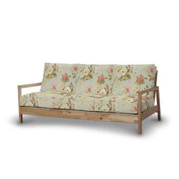 Pokrowiec na sofę Lillberg 3-osobową nierozkładaną w kolekcji Londres, tkanina: 123-65