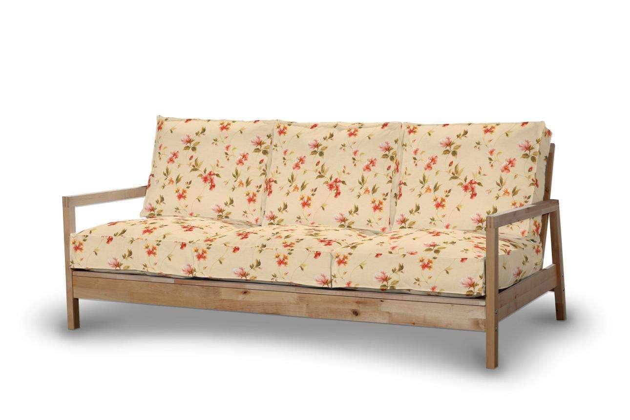 Pokrowiec na sofę Lillberg 3-osobową nierozkładaną Sofa Lillberg 3-osobowa w kolekcji Londres, tkanina: 124-05