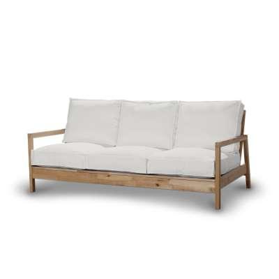 Pokrowiec na sofę Lillberg 3-osobową nierozkładaną w kolekcji Etna, tkanina: 705-01