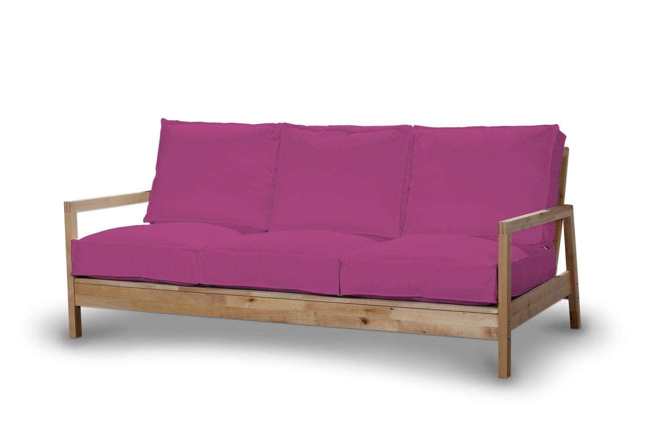 Pokrowiec na sofę Lillberg 3-osobową nierozkładaną Sofa Lillberg 3-osobowa w kolekcji Etna , tkanina: 705-23