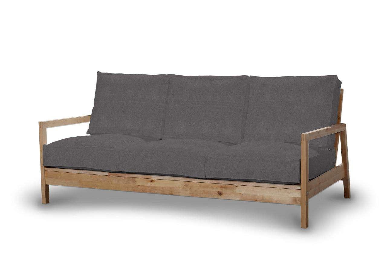Pokrowiec na sofę Lillberg 3-osobową nierozkładaną Sofa Lillberg 3-osobowa w kolekcji Etna , tkanina: 705-35