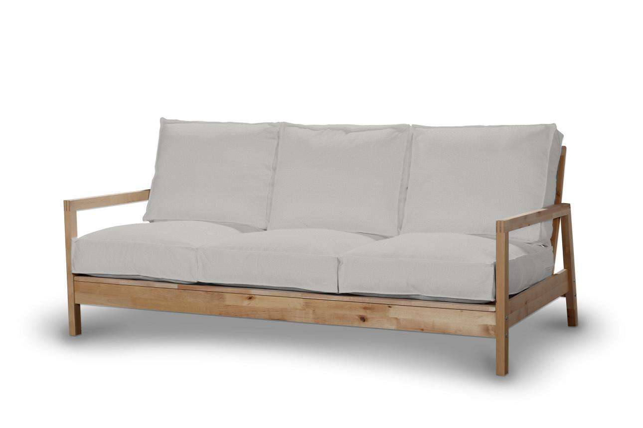 Pokrowiec na sofę Lillberg 3-osobową nierozkładaną w kolekcji Etna , tkanina: 705-90