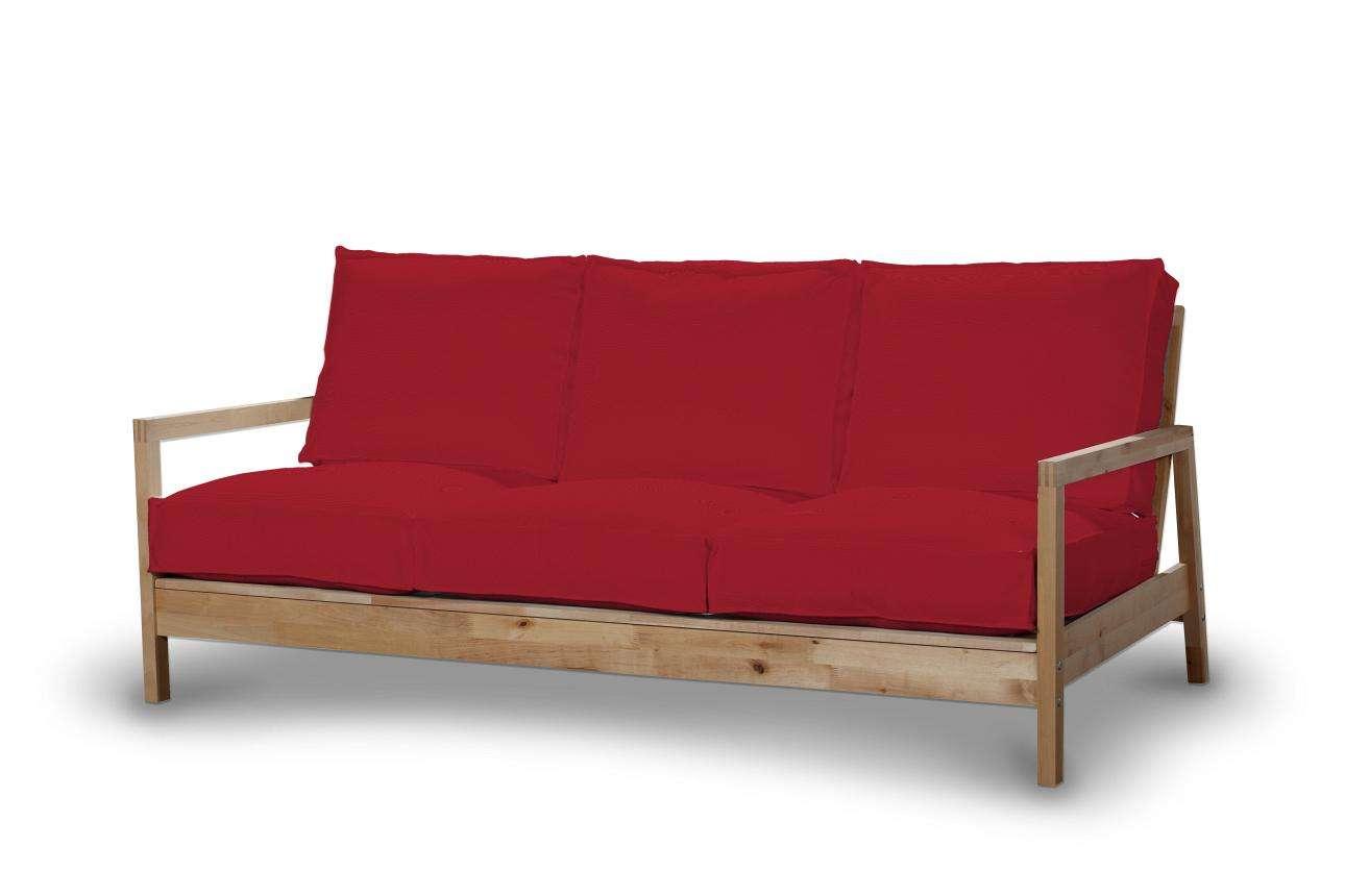 Pokrowiec na sofę Lillberg 3-osobową nierozkładaną Sofa Lillberg 3-osobowa w kolekcji Etna , tkanina: 705-60
