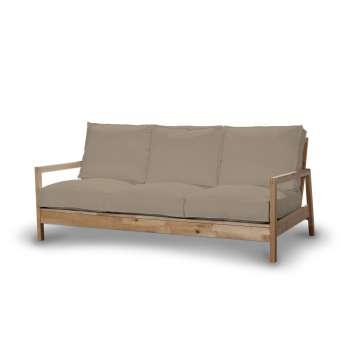 Lillberg 3-Sitzer Sofabezug Sofahusse, Lillberg 3-Sitzer von der Kollektion Cotton Panama, Stoff: 702-28