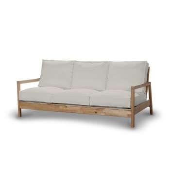 Lillberg 3-Sitzer Sofabezug Sofahusse, Lillberg 3-Sitzer von der Kollektion Cotton Panama, Stoff: 702-31