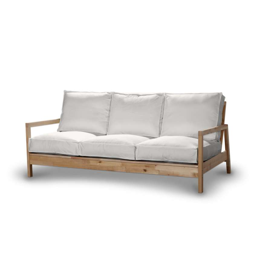 lillberg 3 sitzer sofabezug weiss sofahusse lillberg 3 sitzer dekoria. Black Bedroom Furniture Sets. Home Design Ideas
