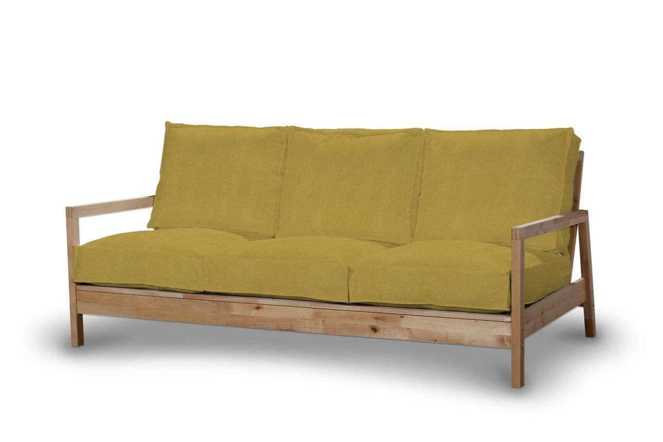 Lillberg 3-Sitzer Sofabezug Sofahusse, Lillberg 3-Sitzer von der Kollektion Etna, Stoff: 705-04